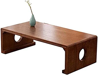 Selected Furniture/Coffee Table Tatami Coffee Tables Bay Window Table Chinese Practice Calligraphy Table Living Room Simple Solid Wood Tea Table Home Multi-Function Low Table