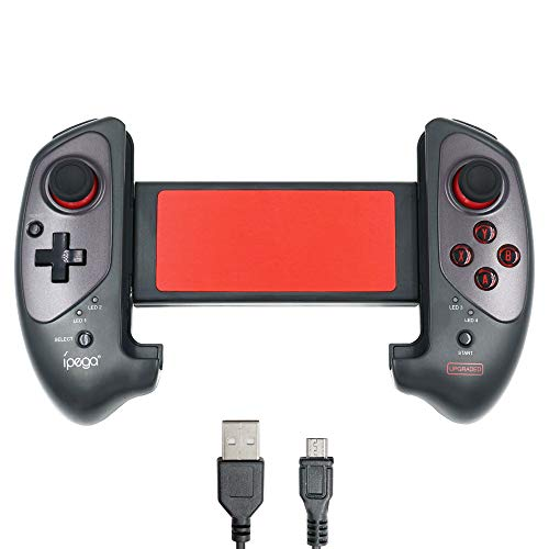 Mcbazel IPEGA PG-9083S Bluetooth Stretching Gamepad, Controlador de Juegos inalámbrico telescópico para Android/Windows PC Not for iOS