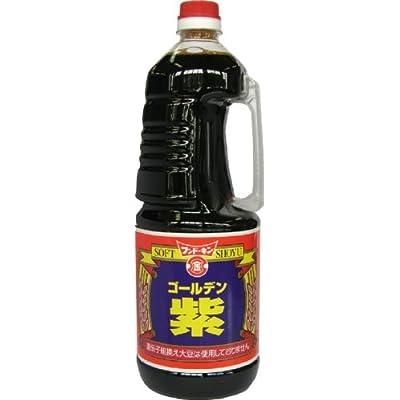 ゴールデン紫醤油