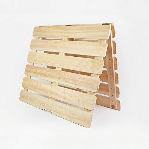 国産ベビー用布団干し機能付きすのこベッド すのこマット 木製