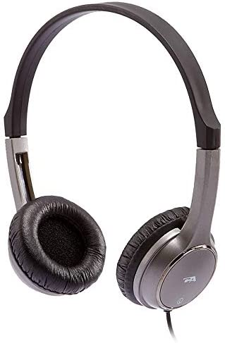 Cyber Acoustics Lightweight 3 5mm Stereo Headphones for Kids 48 Pack Great for use with Tablets product image