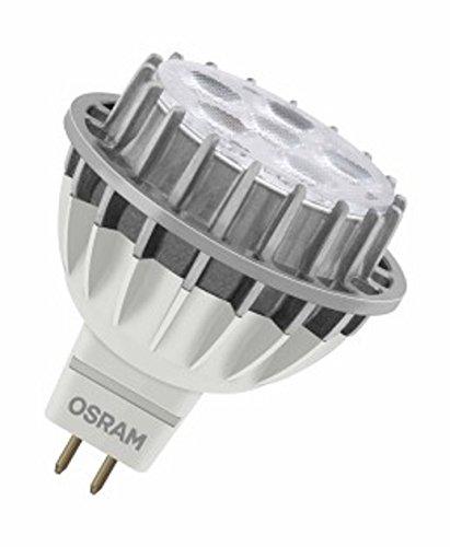 Osram 4052899944107 Ampoule à LED, Plastique, GU5.3, 8.2 W, Argent