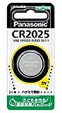 パナソニック リチウム電池 コイン形 3V 1個入 CR2025P