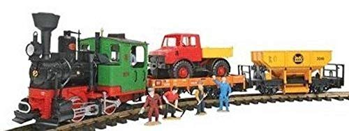 LGB Freight G Scale Starter Set with Sound - 120 Volts