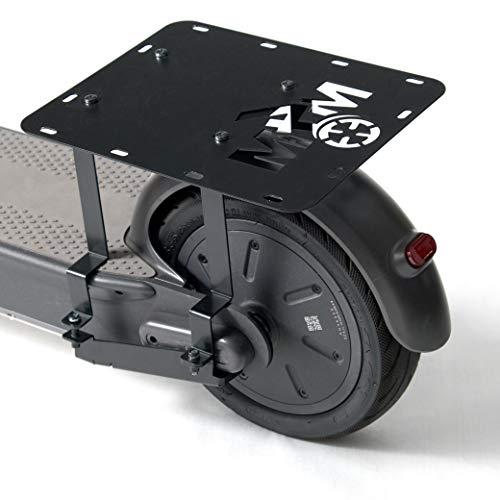 M4M Cargo Trunk für Ninebot von Segway MAX G30 Kick Scooter - MAXPorter (Roller und Körbe sind Nicht enthalten)