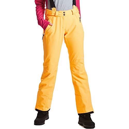 Dare 2b Stand for II Latzhose Damen S Orange Burst