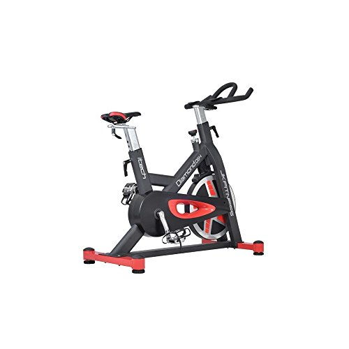JK FITNESS - Bici Cyclette Diamond D54 Indoor Bike Sport Palestra Allenamento