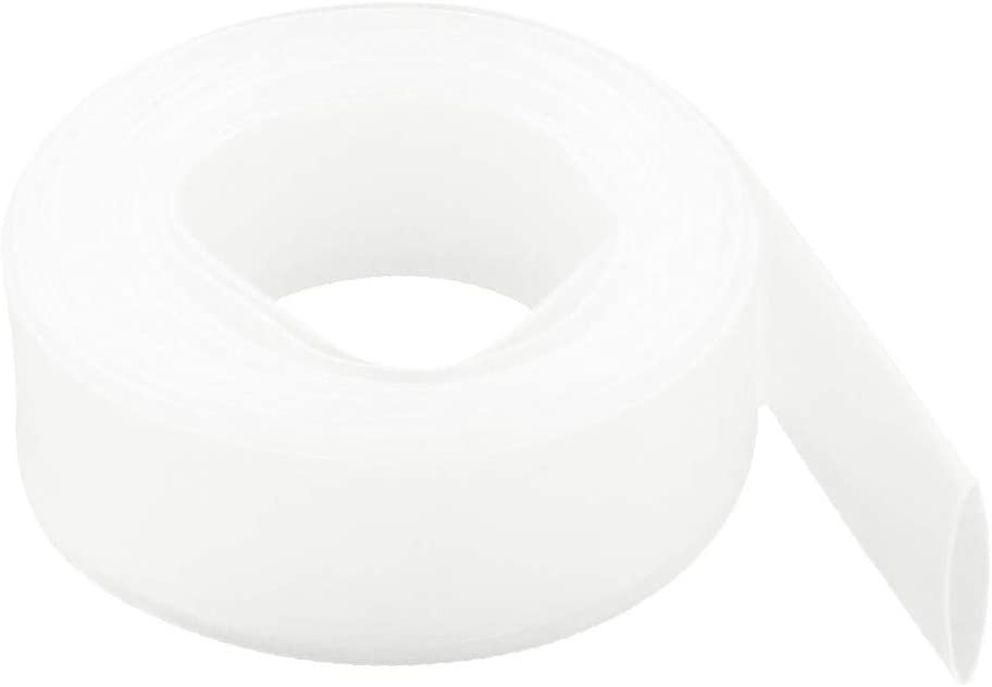 X-DREE Ratio Mail Popular popular order 2:1 22mm Clear White Polyolefin Heat Tub Shrinkable