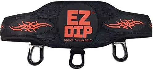 E-Z-DIP-'Combo'-Dumbbell-&-Plate-Load-Dip-Belt