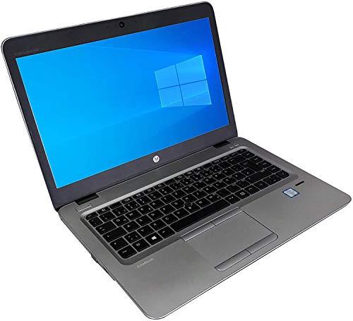 HP Elitebook 840 G3 i5-6300U 2.4gHZ, 8GB RAM, 256GB SSD, 14' FHD, Win 10 Pro – Teclado Qwertz (Refurbished)