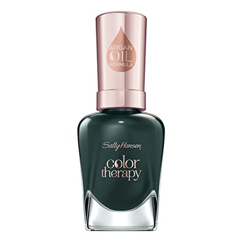 Sally Hansen Color Therapy Nail Polish, Cool Cucumber, Pack of 1