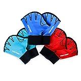 Sport-Thieme Aquafitness-Handschuhe aus Neopren | Hochwertige Schwimmhandschuhe für Aqua-Fitness,...