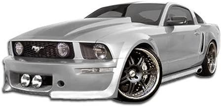 Brightt Duraflex ED-YAM-949 Eleanor Body Kit - 5 Piece Body Kit - Compatible With Mustang 2005-2009