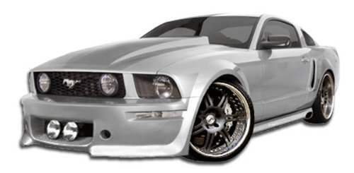 Brightt Duraflex ED-ZVL-464 Eleanor Body Kit - 4 Piece Body Kit - Compatible With Mustang 2005-2009