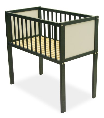 Grapi 664A Mini babybed, antraciet