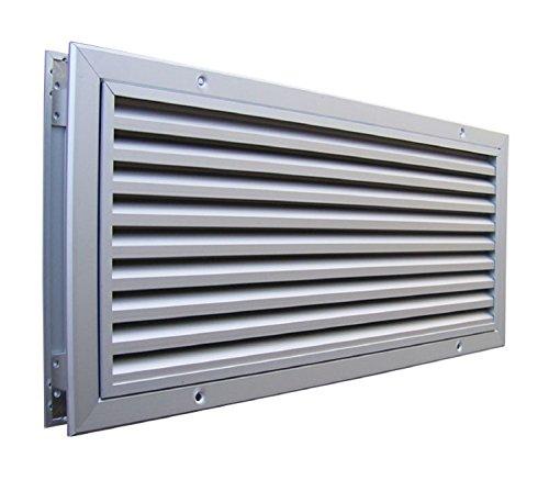 Türlüfter Aluminium 600 x 400 mm eloxiert