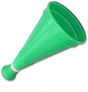 トップメガホン/緑色