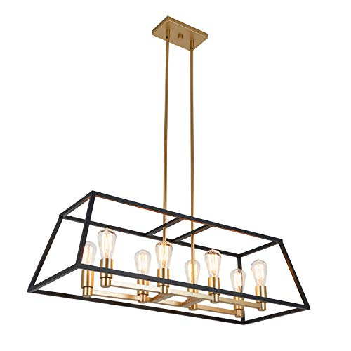 Artika CAR36-ON Chandelier, Gold...