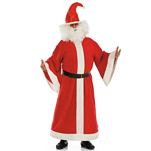 COSTUME BABBO NATALE IN PILE