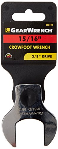 GEARWRENCH 3/8' Drive Crowfoot SAE Wrench 15/16' - 81612D