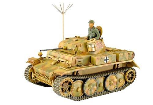 『アスカモデル 1/35 ドイツ陸軍 2号戦車L型ルクス 後期型 プラモデル 35-001S』の1枚目の画像