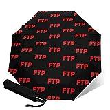 Red FTP レッドFTP 日傘 レディース おりたたみ 遮光 UVカット軽量 晴雨兼用 ワンタッチ開 紫外線対策 遮熱 丈夫 8本骨 高強度グラスファイバー 持ち運び便利 男女兼用 おしゃれ かわいい 折り畳み雨傘 ギフト プレゼント