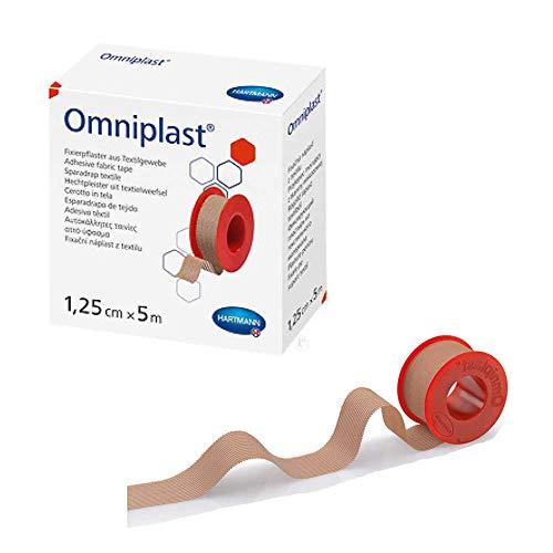 1 Rolle Omniplast Fixierpflaster -2,5 cm x 5 m Rollenpflaster