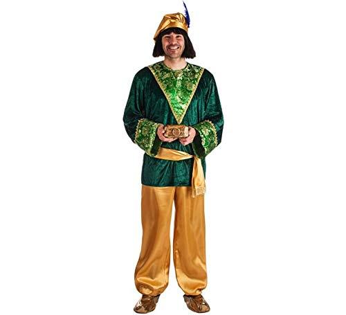 Disfraz de PAJE del Rey Gaspar para Hombre