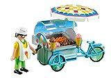 Playmobil - 7492 - Marchand de Glaces …Emballage Plastique, pas de boîte...