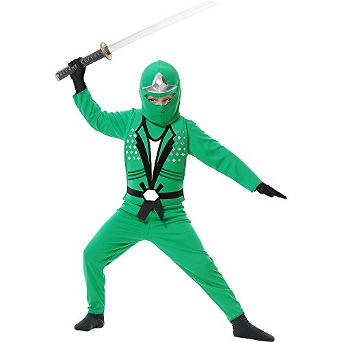 Ninja Costume for Boys 4T-12