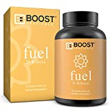 BoostCeuticals D Ribose Vegan No Stearates No Additives – Pure Non GMO & Gluten Free 1500 mg Daily Dose Ideal Energy Muscle Relaxers Supplements for Faster Muscle Recovery 90 500 mg Capsules