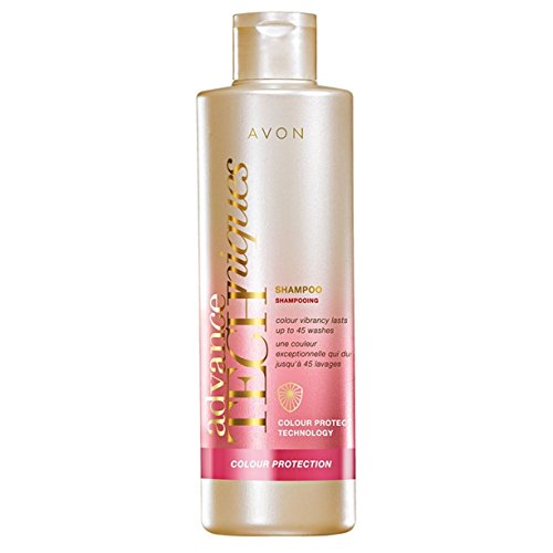 AVON Advance Techniques Colour Protection Shampoo für coloriertes Haar 400 ml