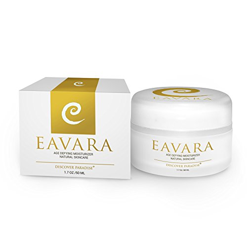 Anti Wrinkle, Anti Aging Daily Moisturizer Cream For Women And Men   Natural Organic Wrinkle Firming Skin Care   Hyaluronic Acid   Organic Kukui Oil And Shea Butter   No Parabens Or Sulfates
