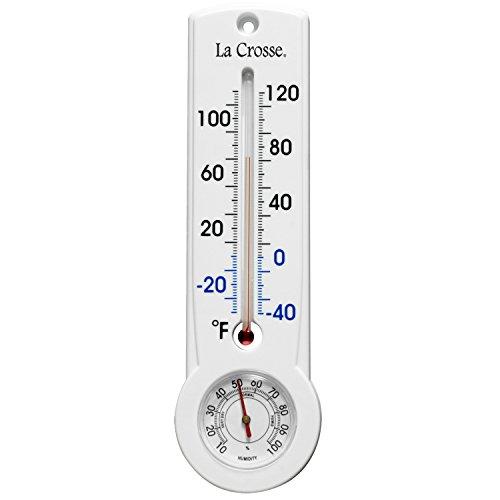 termómetro ambiental fabricante LaCrosse