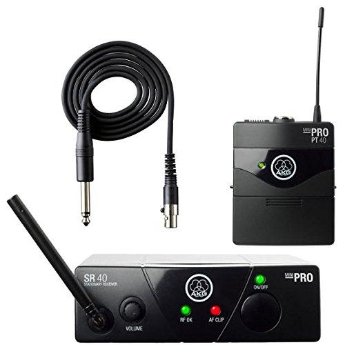 AKG–WMS 40MINI Dual Voice/Ausrüstung Set
