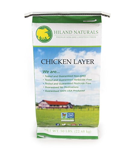 50lb Bag Non-GMO Chicken Layer SHIPPING INCLUDED
