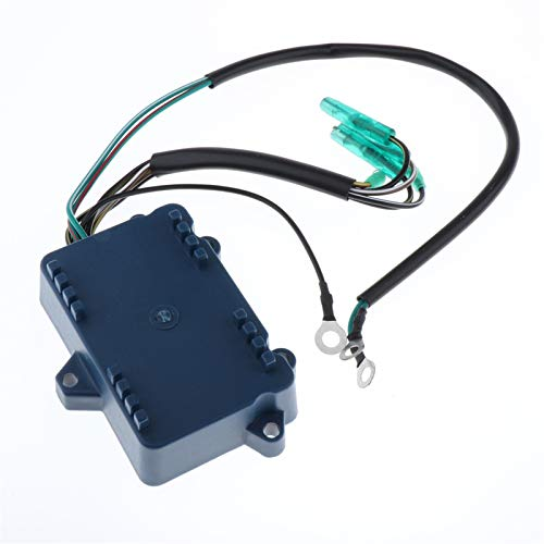 VSLIFE Durable Interruptor Barco CDI Switch Box Box Box Marina CDI Power Pack for Mercurio fueraborda 6/8 / 10/15/16/20/25/35 / 40HP 1994-1998 3397452A15 / 19