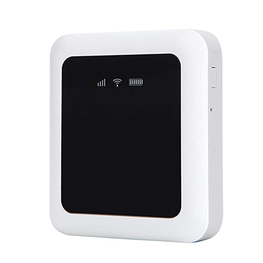 Portable Mobile Wi-Fi, Travel Universal Portable Wireless Router Unlocked 4G/3G Low Cost Travel Hotspot, Roams On All World Networks