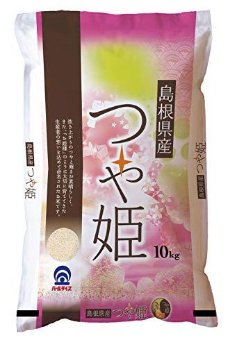 【精米】 島根県産 白米 つや姫 10�s