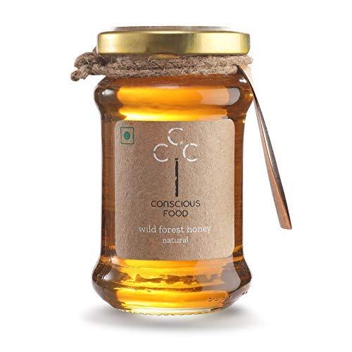 Wild Forest Honey 200 G - Good Health Good for healther Unheated Raw Honey