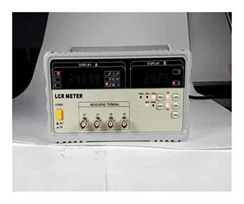 Précis Testeur numérique LCR 10KHz MCH-2811C Testeur 100Hz-10KHz, L-Q, C-D, test R-Q Durable (Size : 198V-242V)