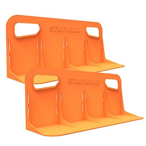 STAYHOLD (ステイホールド)2個セット カートランク用 荷物固定ツール (オレンジ)