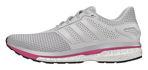 adidas Supernova Glide 8 W, Zapatillas de Running Mujer, Gris (Grpulg/Grpulg/Plamet), 36 2/3