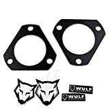 WULF Front 0.5' Leveling Lift Kit 1/2' Strut Spacer compatible with 2003-2019 Toyota 4Runner FJ Cruiser