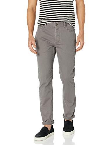 RVCA Men Week-End 5-Pocket Pant Grey 32