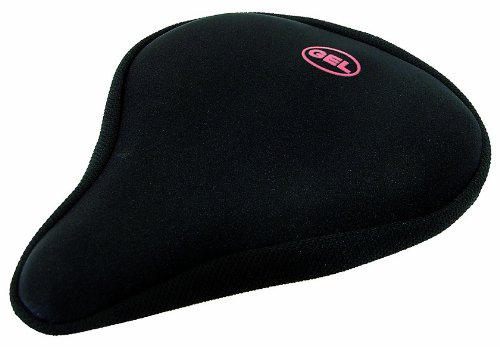 Velo Gel Satteldecke Standard (breit), black, 260 x 235 mm