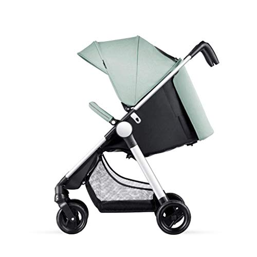 Check Out This TZZ Baby Stroller Reclining Foldable Portable High Landscape Pushchair Buggy with 5-P...