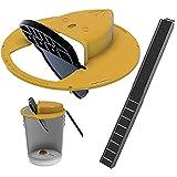 MZNTBW Ratoneras para Ratones,Trampas para Atrapar Ratones Interior y Exterior - Ratones Grandes y Pequeños- Utilizable para el Hogar, el Atico,el Jardín,la Oficina o el Almacén