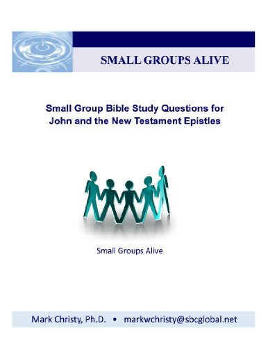 Small Group Bible Study Questions for John and the New Testament Epistles (English Edition)