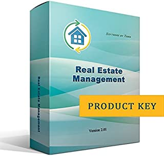 Real Estate Management [only product key, without CD]